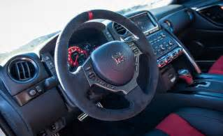 Nissan Gtr 2015 Interior Car And Driver