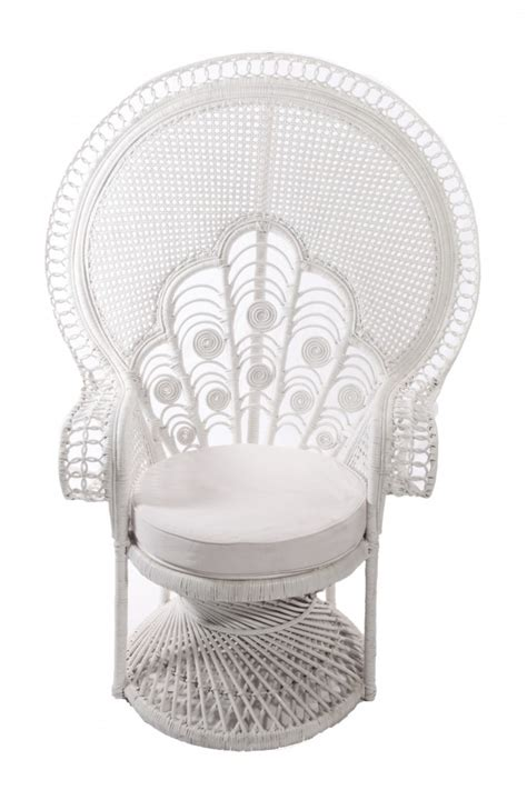 white peacock chair hire large white peacock chair may style hire