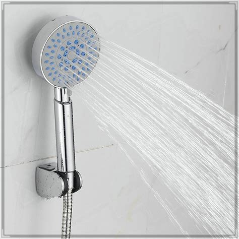 add shower head to bathtub faucet high modern water saving chrome abs multi function hand