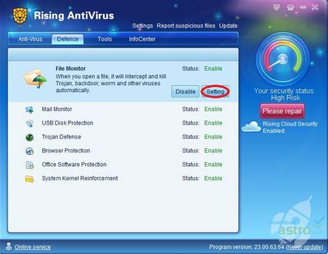 Rising Antivirus Free Download 2014 Full Version | rising antivirus free edition latest version 2018 free