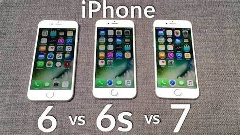 which is better iphone 6s or iphone 7 quora