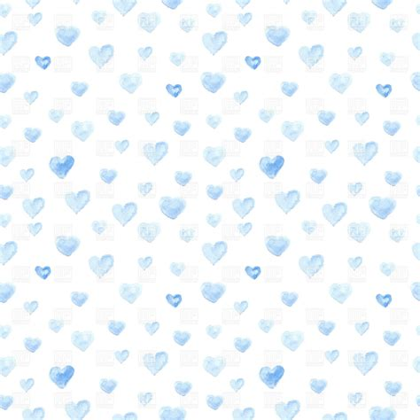 seamless heart pattern vector seamless watercolor pattern of hearts backgrounds