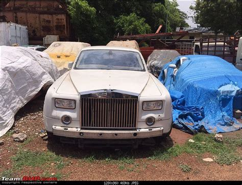 roll royce kerala leena paul s abandoned luxury cars in chennai
