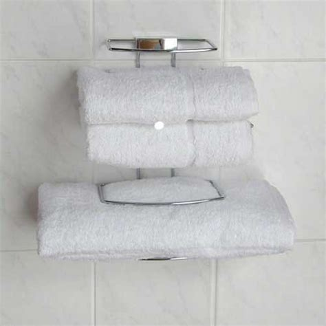 Bathroom Accessories Towel Racks Chrome Bathroom Accessories Deluxe Hotel Towel Rack Chrome