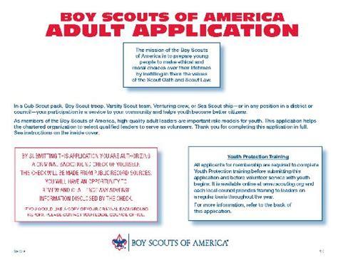 Merit Background Check Join Boy Scouts Boy Scout Troop 3 Arizona