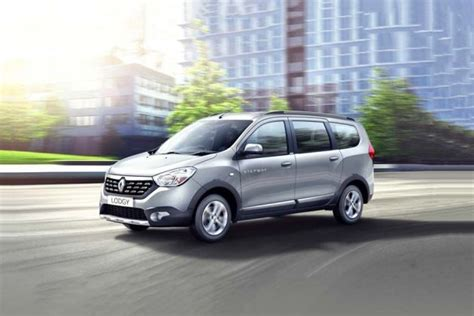 renault lodgy price renault lodgy price november offers images review