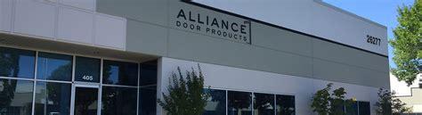 Alliance Door Products Edmonton contact us ca alliance door products