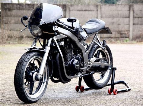 Suzuki Gs500 Cafe Racer Suzuki Gs500 Cafe Racer By Motolifestyle Bikebound