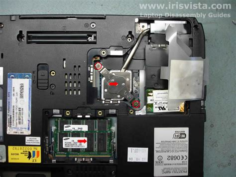 Motherboard Toshiba Pro M10 M15 toshiba satellite pro m10 m15 disassembly guide