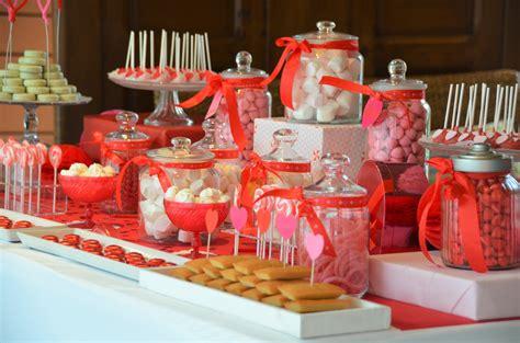 studio candy fete la saint valentin avec  joli candy bar