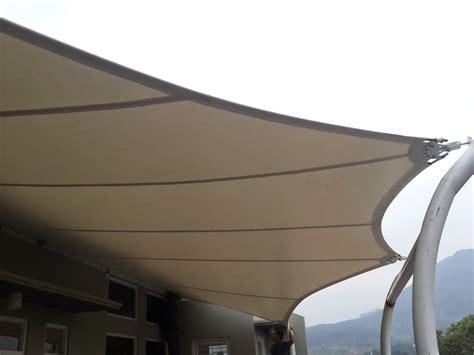 Keranjang Terpal membrane wings jenis canopy rumah tenda membrane