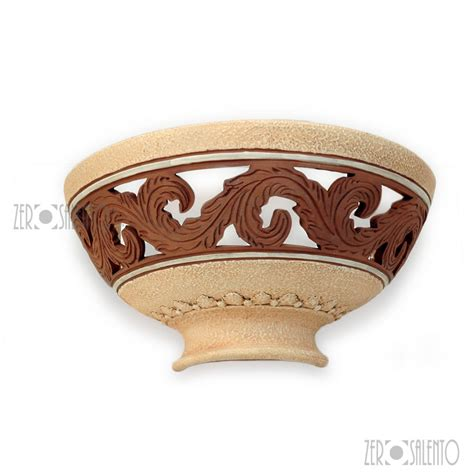 applique terracotta applique terracotta 28 images illuminazione a parete