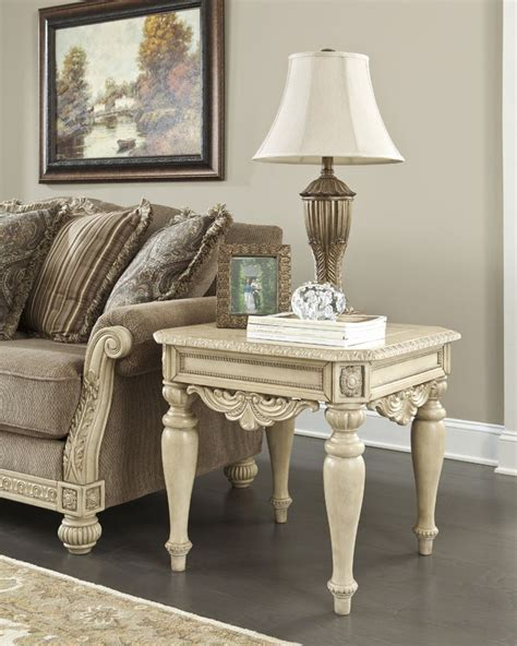 ortanique sofa table the ortanique end table compliments the showood trim of
