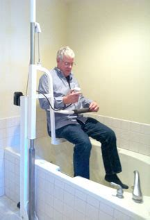bathtub chair lifts pro bath chair lift