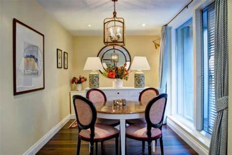 simple  elegant small dining room designs