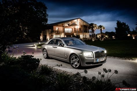 roll royce night 2015 rolls royce ghost series 2 review gtspirit