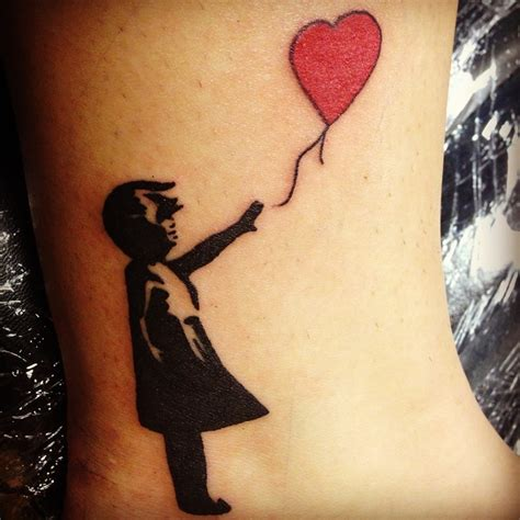 banksy tattoo ink pinterest