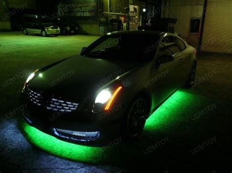 car with lights 10 best images about infiniti led lights on