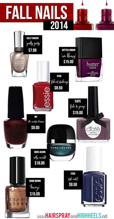 hottest nail color for fall 2014 good nail polish for september 2013 hairstylegalleries com