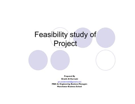 real estate feasibility study template pm unit ii feasibility study of project
