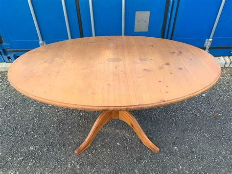large pine dining table  newport gumtree