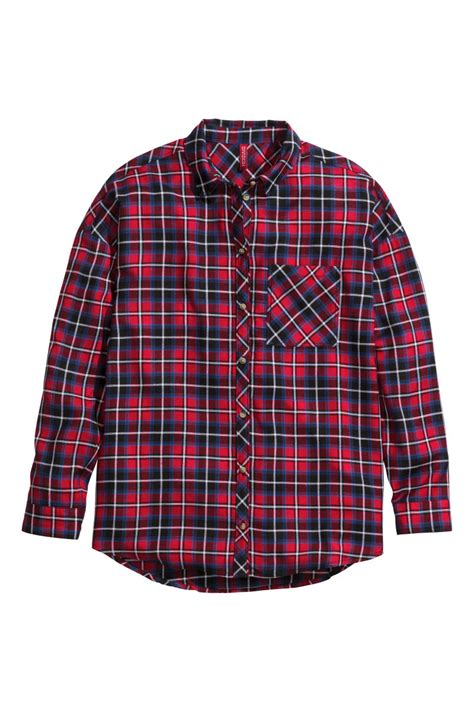 M Plaid Shirt plaid shirt sale h m us