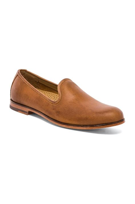 cole haan brown loafer cole haan edison loafer in brown for lyst