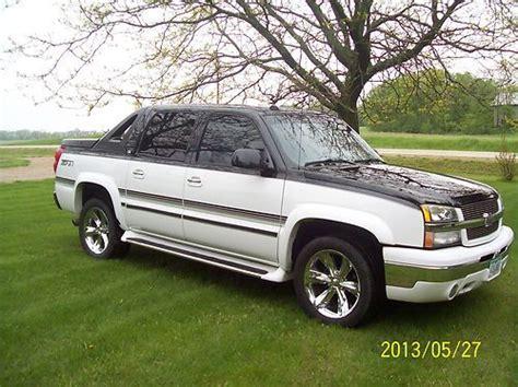 purchase used 2004 chevrolet avalanche 1500 z71 crew cab purchase used 2004 chevrolet avalanche 1500 z71 crew cab pickup 4 door 5 3lrare regency pkg in