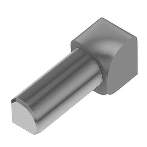 schluter rondec grey color coated aluminum