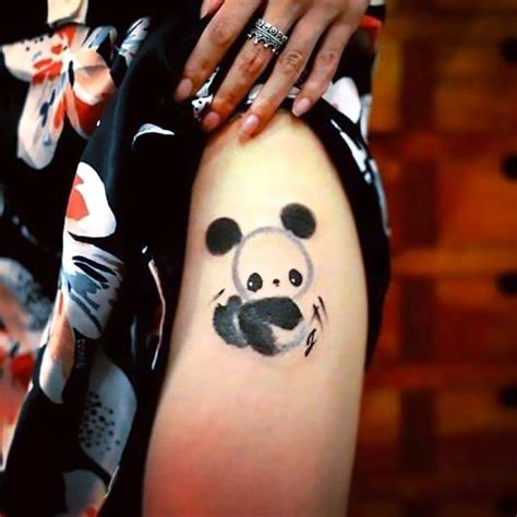 ashley tattoo panda 981 best best tattoos images on pinterest tattoo ideas