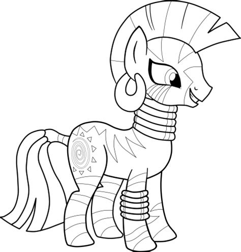 my little pony coloring pages zecora my little pony coloring pages zecora dringrames org