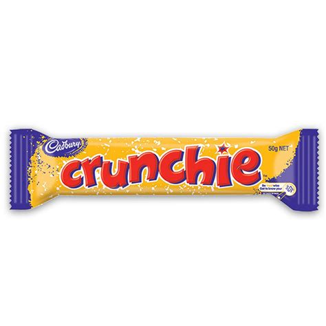 Sandwiches by Cadbury Crunchie 50g The Marulan General Store