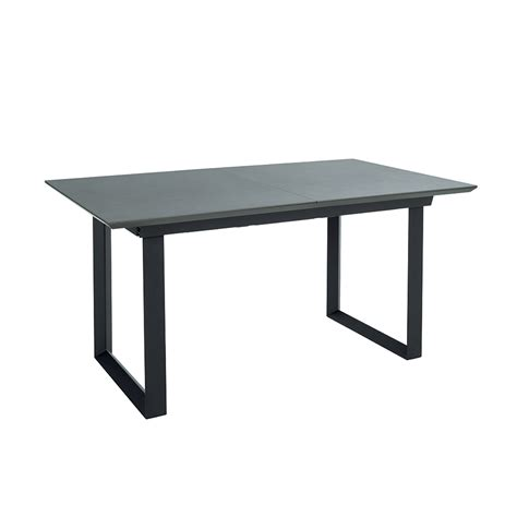 Dwell Dining Tables Reno Ceramic Extending Dining Table Grey Dwell