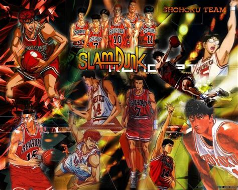 slam dunk wallpapers wallpaper cave