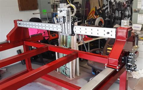 precision plasma llc cnc plasma router gantry kits for diy