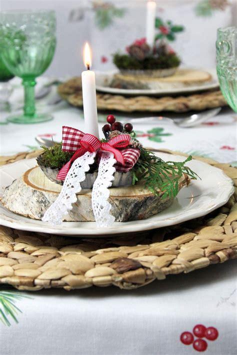 weihnachtsdeko tischdeko tischdeko zu weihnachten alte tartelettf 246 rmchen mit moos