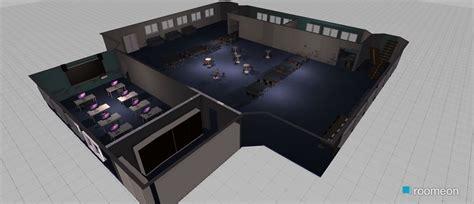 Room Design 1st draft Staff Room   roomeon Community
