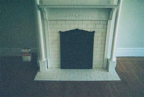 subway tile fireplace yelp