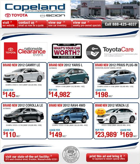 Toyota Copeland Copeland Toyota Toyota New And Used Cars Parts And Html