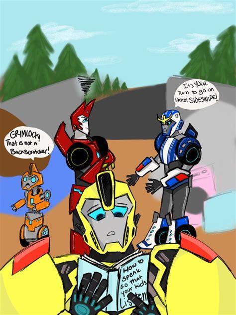 bee robotsindisguise rid bumblebee strongarm