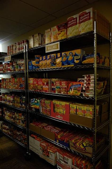 Food Pantries In Kansas City Mo by As College Costs Rise More Food Pantries Sprout On Cus
