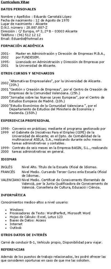 Modelo Curricular Guatemalteco Como Hacer Un Curriculum Vitae Como Hacer Un Curriculum Guatemala