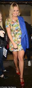 celebrity juice last week joey essex and sam faiers make first public appearance