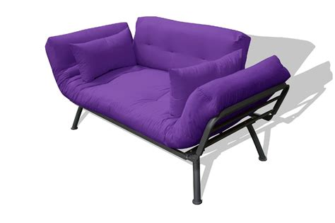 futon purple purple futon cover