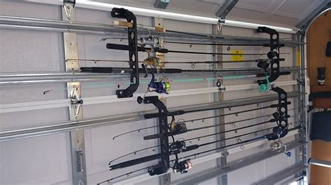 rod and reel head boat cobra garage door storage solutions southern boating