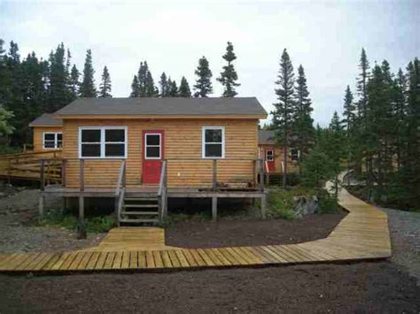 back country cottages newfoundland cabin rentals