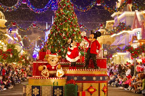 disney s announces mickey s very merry christmas party