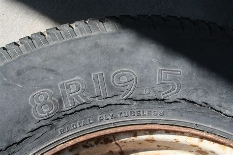 boat trailer tires cracking time to re tire motorhome magazine