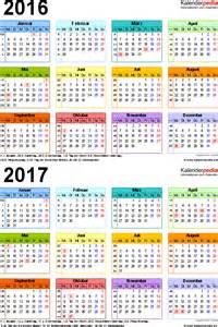 Kalender 2018 Schweiz Querformat In Farbe Zweijahreskalender 2016 2017 Als Pdf Vorlagen Zum Ausdrucken