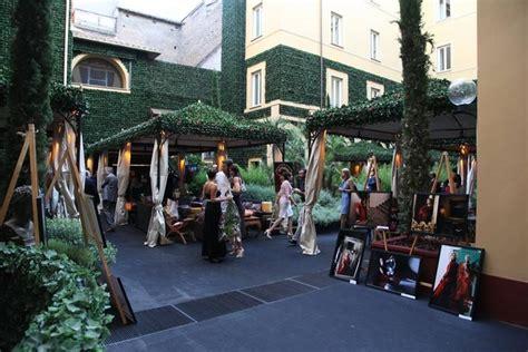 giardino di ripetta brunch a roma le nostre proposte per il week end